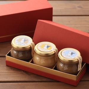 【3種セット】美山ミルクジャムセット