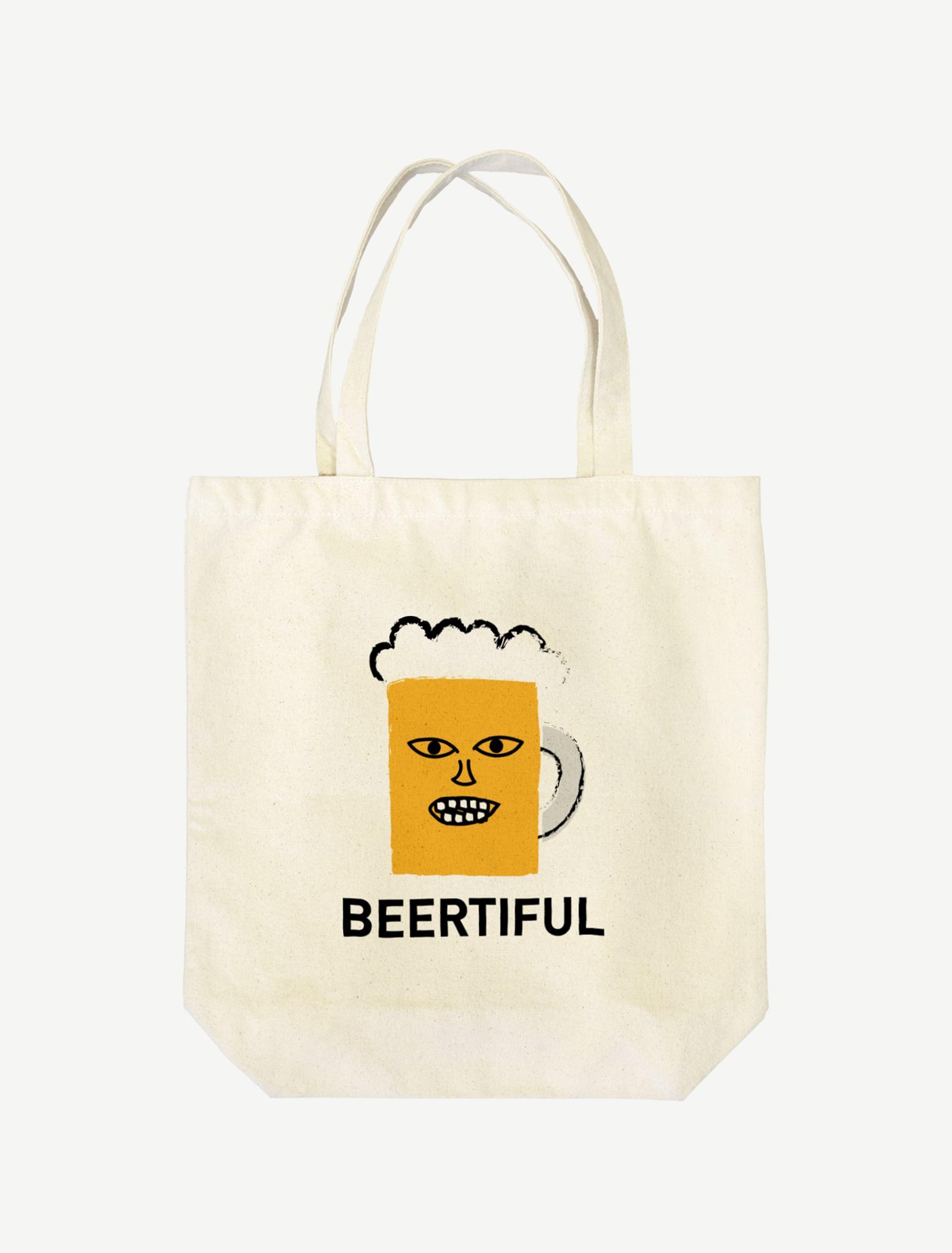 【BEERMAN】トートバッグ
