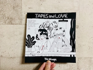 The Whoops / TAPES and LOVE (ZINE & DLコード)