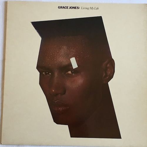 【LP・米盤】Grace Jones / Living My Life