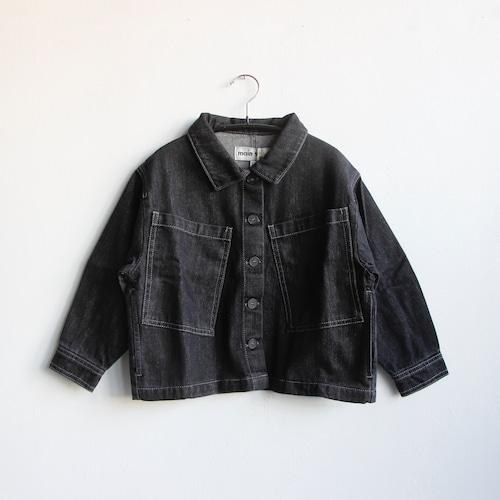 《main story 2021SS》Artiste Jacket / Black Denim