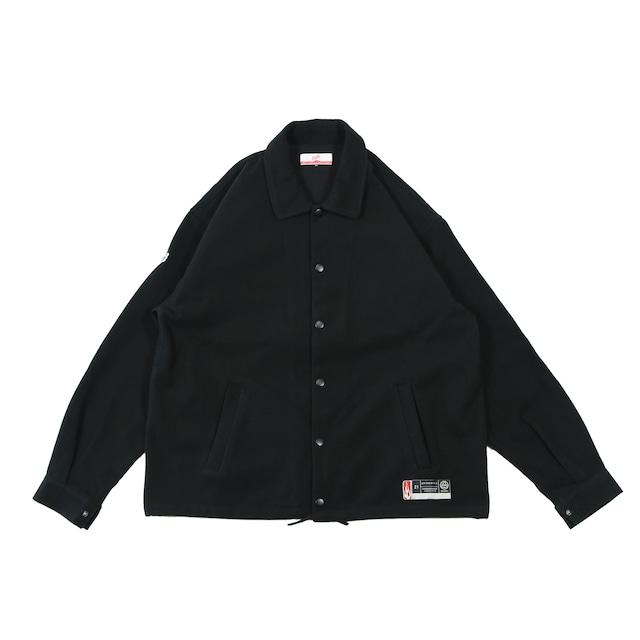 Rayon Luxury Coach Jacket [BLACK]