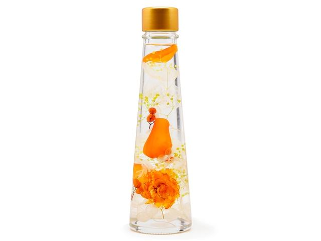 hikka ハーバリウムType03 オレンジ