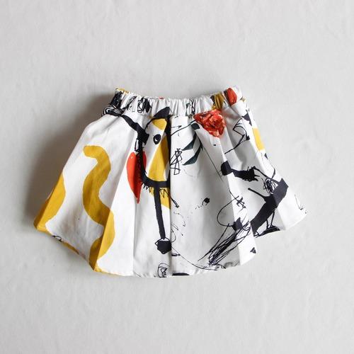 《WOLF & RITA 2021AW》LUISA shorts / LOVE THEATER