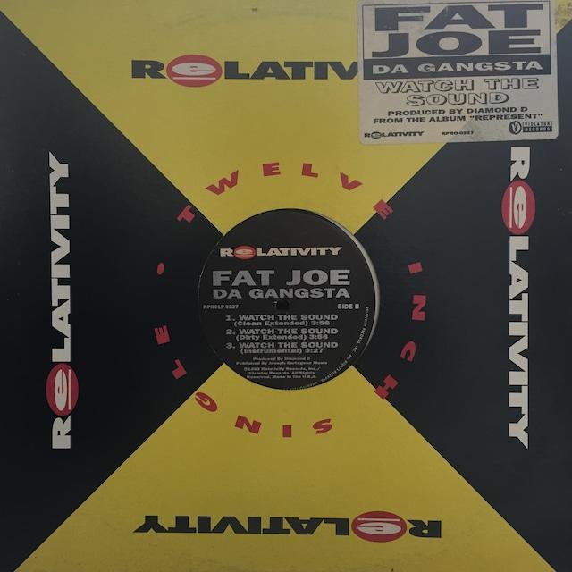 Fat Joe Da Gangsta – Watch The Sound