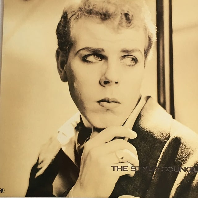 【12inch・英盤】Style Council / Walls Come Tumbling Down!