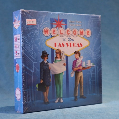Welcome to New LasVegas 日本語版