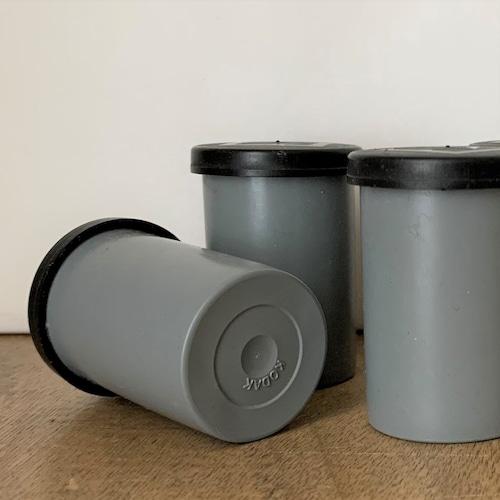 フィルム缶  /  5個セット  /  プラスチック製 /  アメリカ製