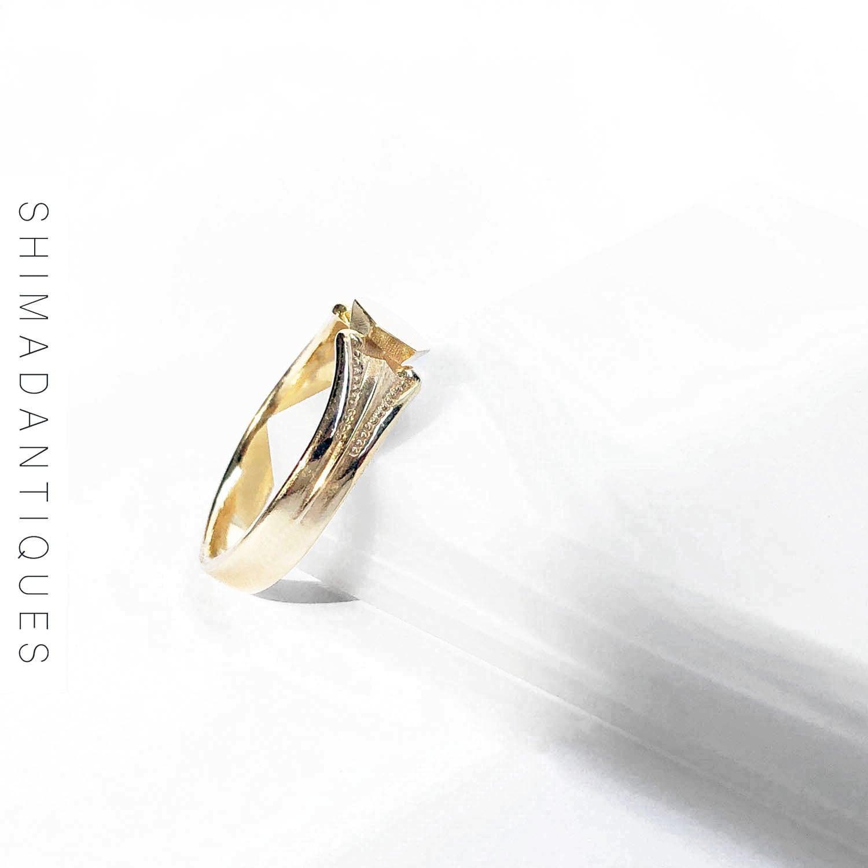 Baby Ring・Medium/GOLD