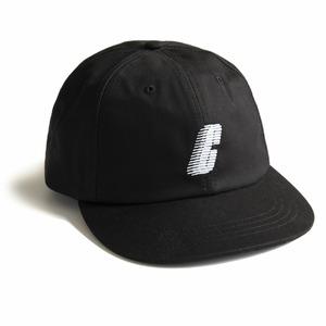 Chrystie nyc Race C Logo Hat black キャップ