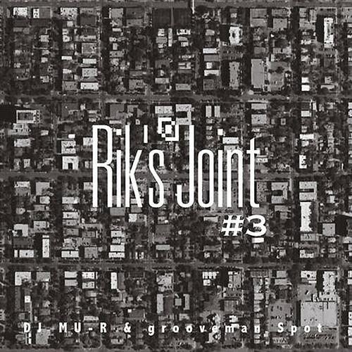【CD】grooveman Spot & DJ Mu-R - Rik's Joint Vol. 3