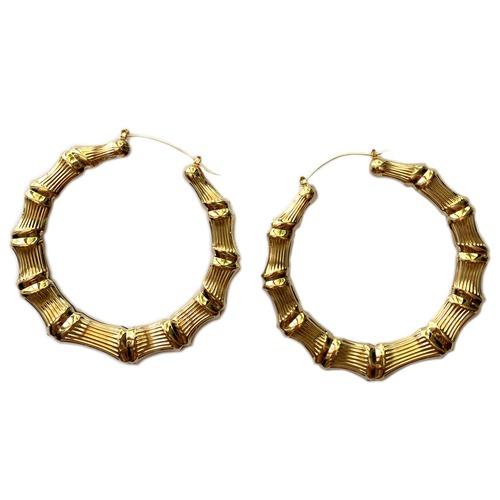 【GF2-32】Big ass gold filled earring
