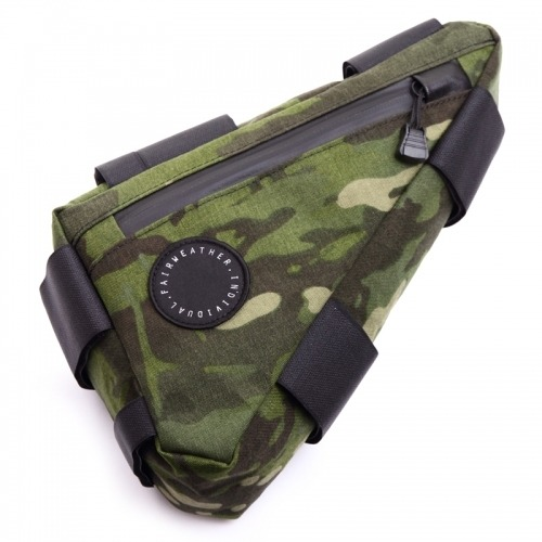 FAIRWEATHER  corner bag X-pac(カモ)フェアウェザー コーナーバッグ