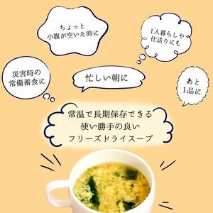 森のたまごスープ(20食入り フリーズドライ)