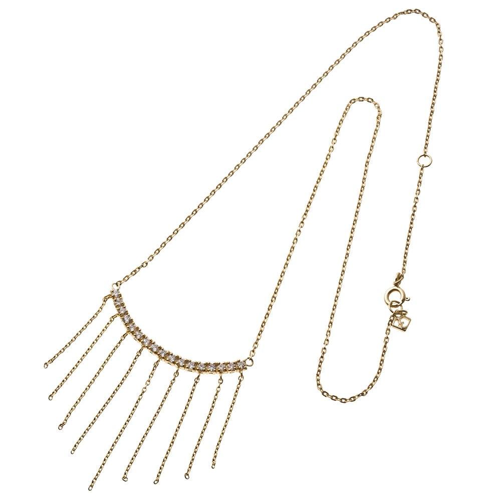 fringe necklace フリンジネックレス ELP0008S