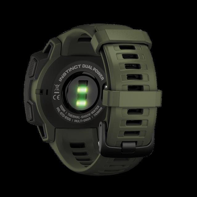 Instinct Dual Power Tactical Edition Moss