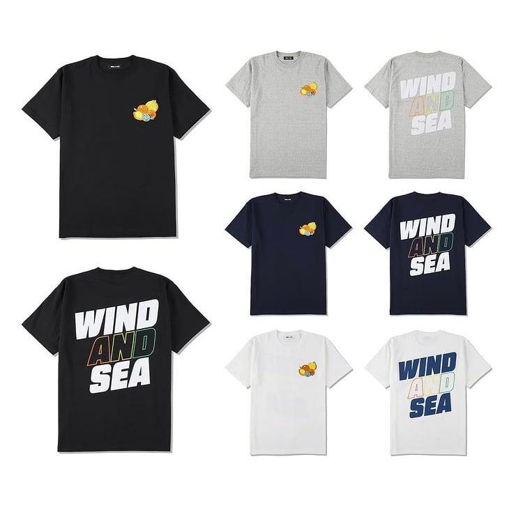 WDS SEA (juicy-fresh)T-SHIRT