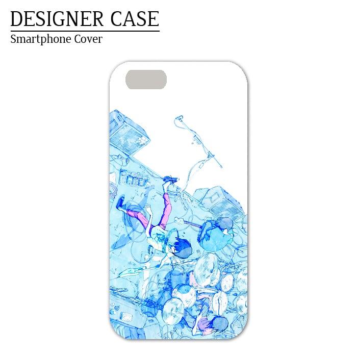 iPhone6 Plus case [band]  Illustrator:Kawano