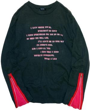 90年代 MILKBOY ロンT | 初期 ミルクボーイ ヴィンテージ 古着