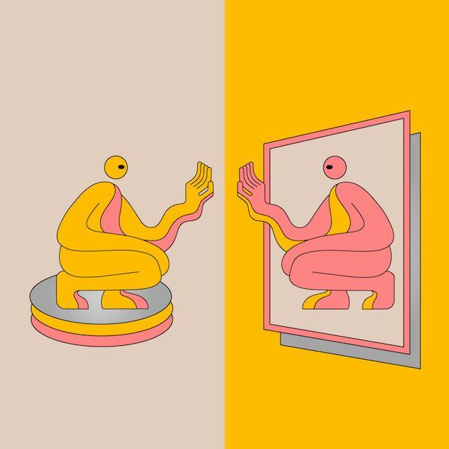 DJ Seinfeld / Mirrors(Ltd 2LP)