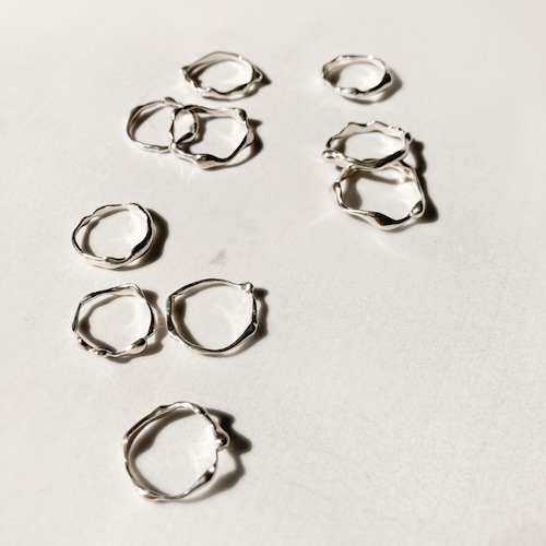 Tube colors ring 15号