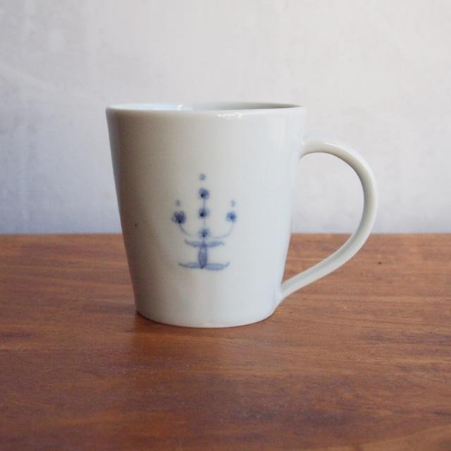 稲村真耶 | ハルジオンマグカップ