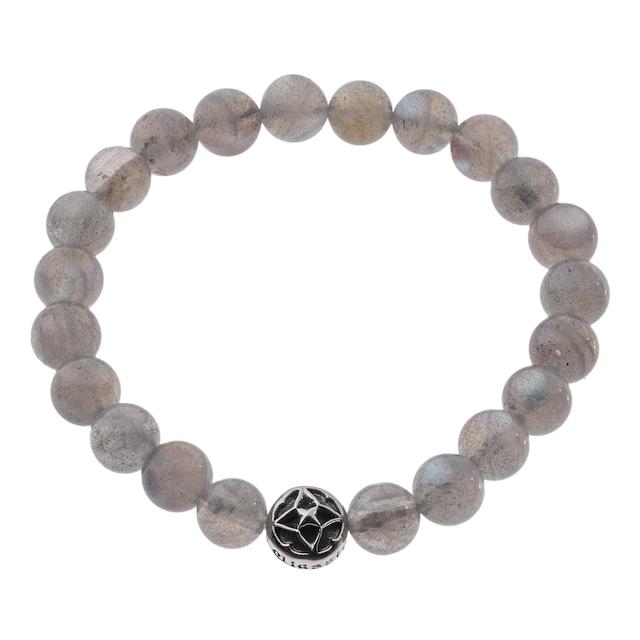 トレサリーラブラドライト数珠ブレス ACB0123 Tresary Labradorite Beads Breath