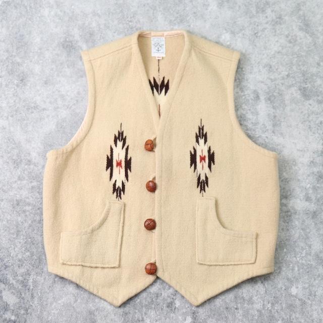 """Vintage   """" ORTEGA'S """"   Vest   Beige  42 b222"""