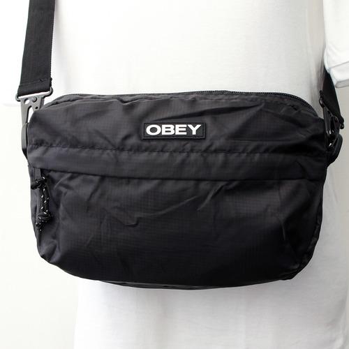 【OBEY】 COMMUTER TRAVELER BAG