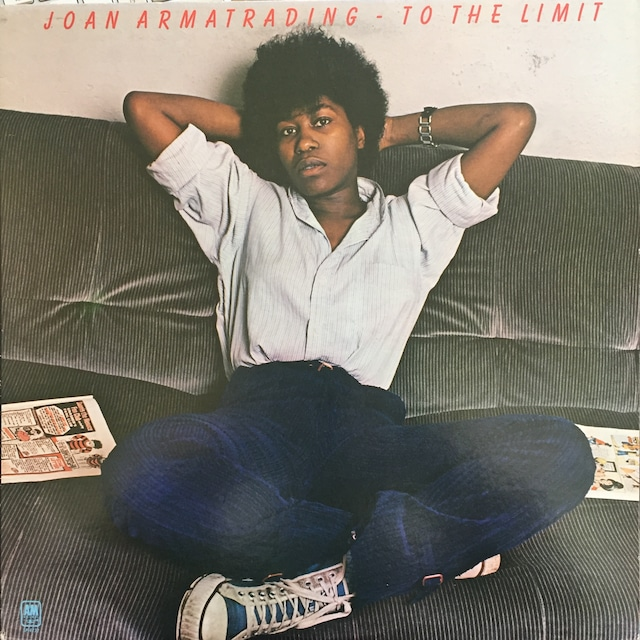Joan Armatrading – To The Limit