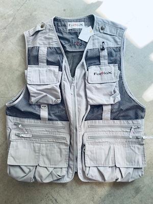 vintage overfiting fishing vest