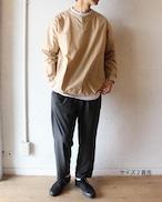 LAMOND (ラモンド)/ LOUNGE SUEDE PANTS(ラウンジ スエードパンツ)