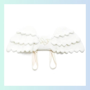 【お取り寄せ】天使ちゃん ふわふわ バッグ