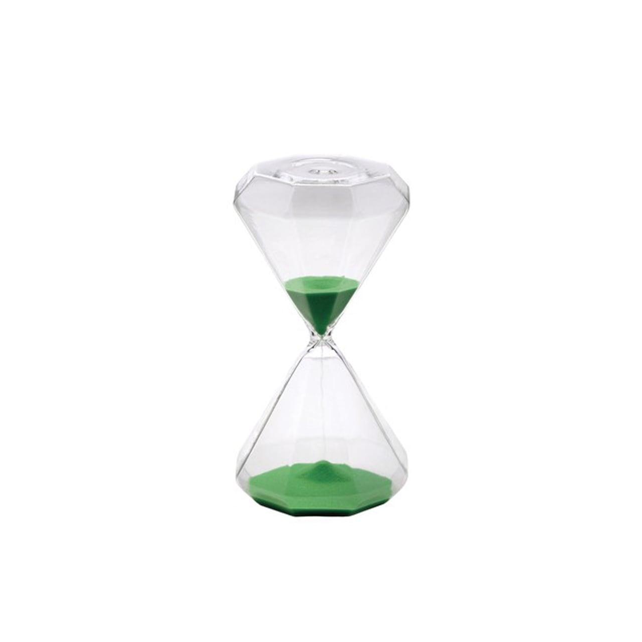 BITOSSI HOME Clessidra Hourglass 砂時計 グリーン