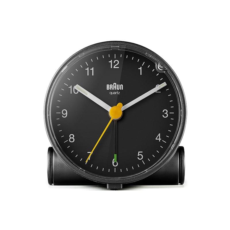 BRAUN (ブラウン) Alarm Clock BC01B 【ブラック】