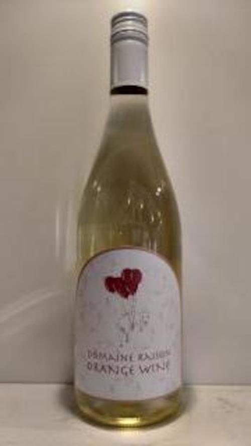 ドメーヌレゾン オレンジワイン 750ml