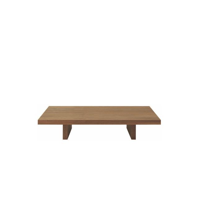 キノーシャ リビングテーブル ウォールナット 1200