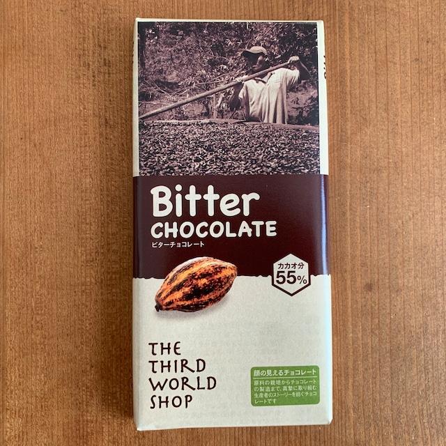 フェアトレードチョコレート アートパッケージ アーモンド【乳化剤・白砂糖不使用】