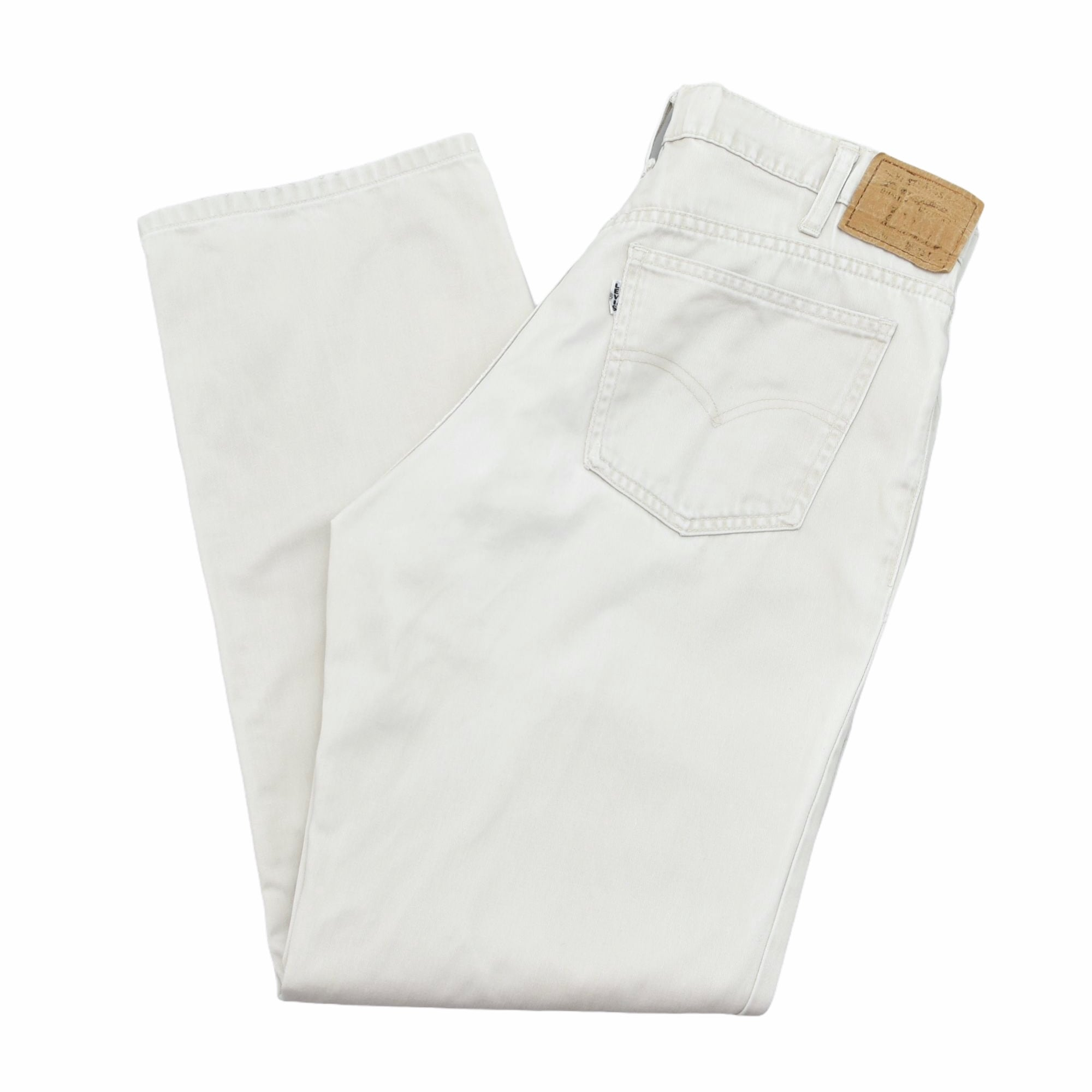 90s LEVI'S 513-30 cotton pants Made in JAPAN