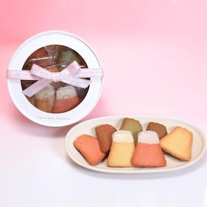 【オンラインショップ限定】フジヤマクッキー 7枚入りラウンドパッケージ