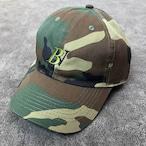BV LOGO CAP (CAMOUFLAGE)
