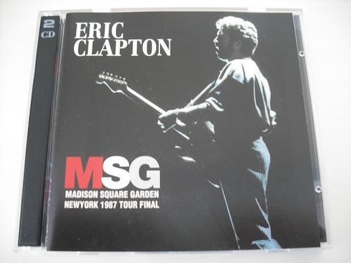 【2CD】ERIC CLAPTON / M.S.G.
