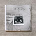 Monochrome-MATERNITY_A4スクエア_10ページ/20カット_クラシックアルバム(アクリルカバー)