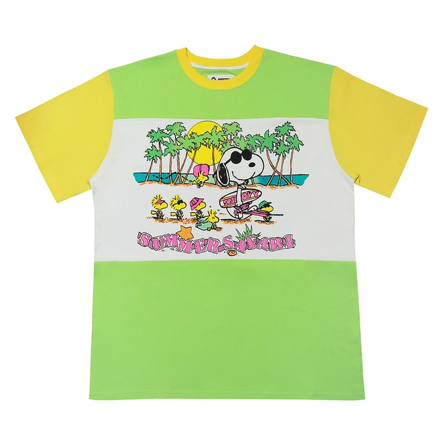 【SELECT】サーファースヌーピーTシャツ