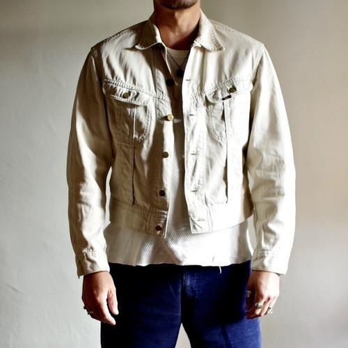1970s  Lee 100 - J WESTERNER Cotton Satin Jacket / リー ウエスターナー コットン・サテン ジャケット