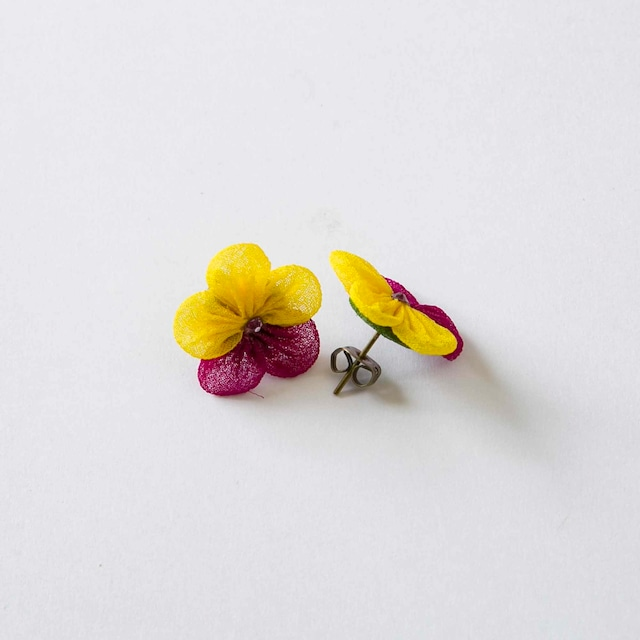 【Floret】Earrings【小花の耳飾り】ピアス