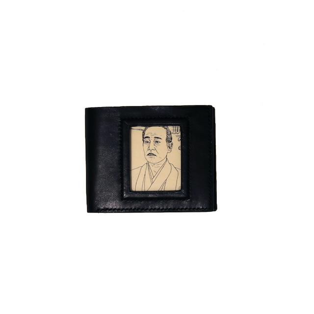 beta post (ベータポスト) Portrait half Wallet (お財布) お財布