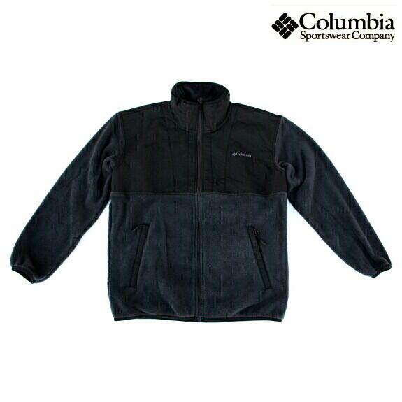 コロンビア Columbia フリース ジャケット ハインドピナクルジャケット Hinds Pinnacle Jacket PM3847 Black