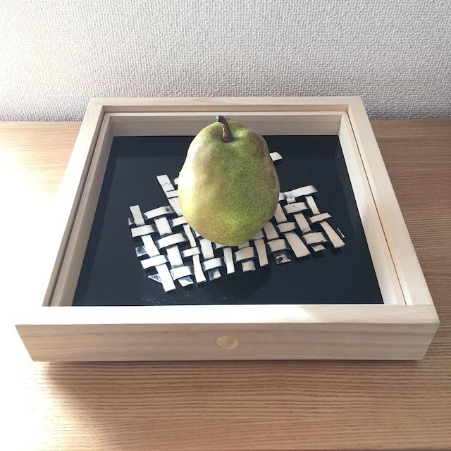 桐の箱庭 COUCHE -クーシュ- 八寸サイズ 一ノ段 [ VIVIDEEP ]