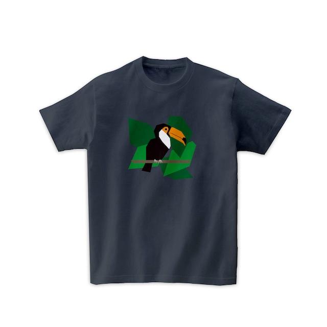 動物Tシャツ-オニオオハシ